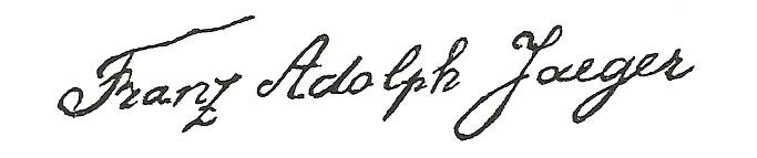 Assinatura de Jaeger