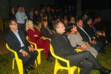 Cerim�nia de abertura da 6� Maifest e 16� Festa do Porco no Rolete - Tupandi