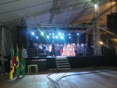 Abertura da 19� Festa Nacional da Bergamota - S�o Sebasti�o do Ca�