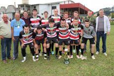 Final do Municipal de Futebol Sete de Harmonia 2014