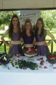18ª Fenamor oficializa período da Festa das Amoras, Morangos e Chantilly - Feliz