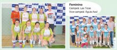 Copa Vale Real de Futsal 2014 - Campe�es e vices