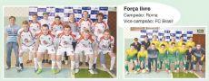 Copa Vale Real de Futsal 2014 - Campeões e vices