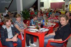 Inaugura��o da Benvenutti Pizzaria & Pastelaria, em Tupandi