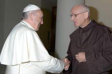 Encontro com o Papa em 11 de dezembro de 2014