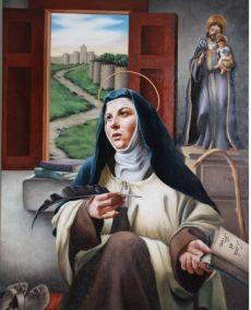 Santa Teresa, primeira doutora da Igreja Católica