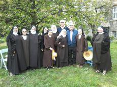 Carmelitas em Paris, na França