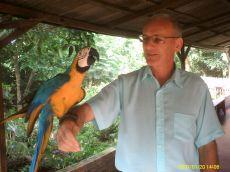 Em missão na região amazônica