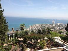 Jardim do Convento Stela Maris, em Israel