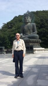 Frei Marcos na Coreia do Sul