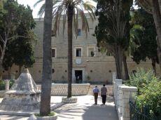 Convento dos carmelitas em Israel