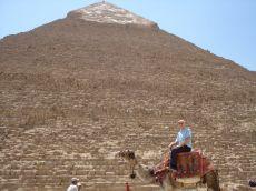 Frei Marcos no Egito