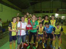 Riograndense: campeão da categoria infnatil