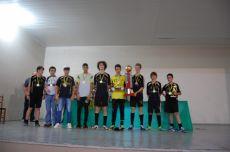 Parma: campeão da categoria sub 15