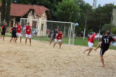 Arsenal e Julinho fizeram bom jogo na decis�o do Regional de Futebol de Areia