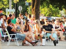 1º Verão na Praça (Fat Duo) - Bom Princípio
