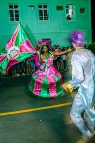 Desfile de Carnaval 2015 - S�o Sebasti�o do Ca�