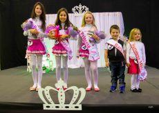 Concurso Garota Gerânio e Barão e Baronesa Mirim