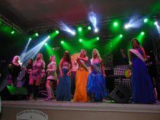 Concurso Soberanas de Feliz 2015