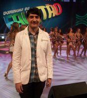 Experiência nos estúdios da TV Globo
