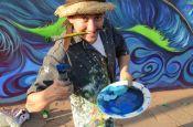 Artes plásticas: paixão que vem desde a infância