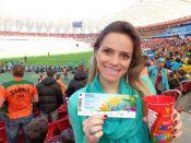 A experiência de alguém que viveu de perto a Copa do Mundo 2014