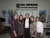 Professoras realizam intercâmbio na Argentina