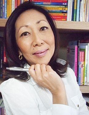 Regina Shudo: palestra para profissionais da educação infantil de Bom Princípio (Foto: Divulgação)