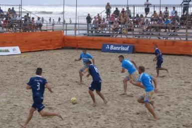 Jogos ocorrem em Tramandaí