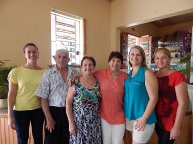 Grupo de Idosos se encontra mensalmente (Foto: Divulgação/Prefeitura)