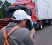 Feriadão começa com 618 multas em radar móvel na RS 122