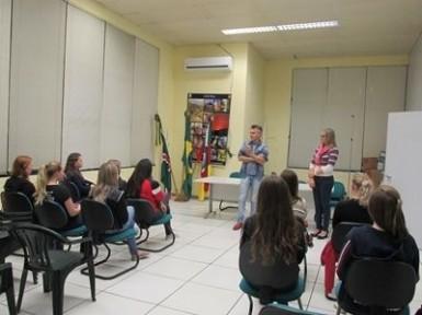 Candidatas iniciaram preparação para o concurso, dia 24 de maio (Foto: Divulgação/Prefeitura)