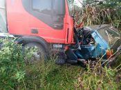 Acidente com uma morte e três feridos na RSC 287