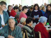 Café do Idoso e Deficiente teve grande participação