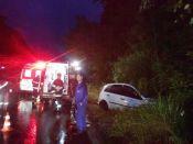 Motorista ferido em mais um acidente na ERS 446