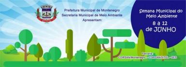 Atividades comemoram Semana Municipal do Meio Ambiente