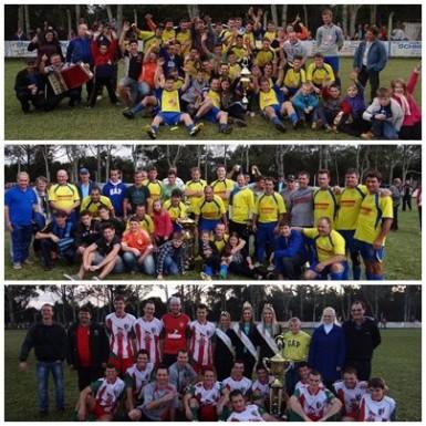 9ª Taça Emancipação conheceu seus campeões no domingo (Fotos: Divulgação/Prefeitura)