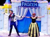 Espetáculo Frozen estará em quatro cidades do Vale do Caí