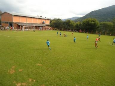 Primeiro jogo ocorre no campo do Vila Nova (Foto: Marcelinho Werchausen/Vale Feliz FM)