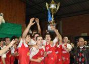 Juventude é campeão da Copa Integração