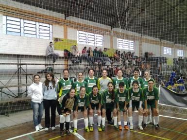 Futsal de Tupandi classificado para a final estadual do Sul-brasileiro (Foto: Divulgação)