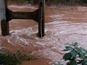 Rio Caí e arroio Forromeco estão baixando