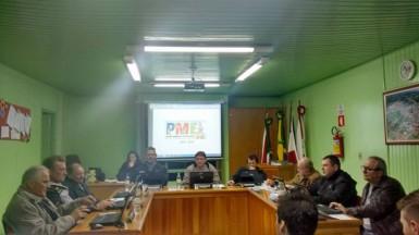 Vereadores votaram e aprovaram projeto do PME na sessão de terça-feira (Foto: Divulgação/Prefeitura)