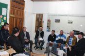 Reunião encaminha realização do Campeonato Municipal de Futebol