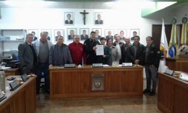 Plano Municipal de Educação foi aprovado pelos vereadores na sessão do dia 15 de junho (Foto: Divulgação/Prefeitura)