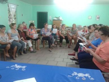 Saúde promove atividades, entre elas, encontros com grupos de hiperdia (Foto: Divulgação/Prefeitura)