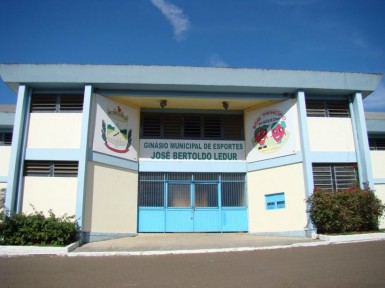 Jogos de quarta serão no Ginásio Municipal (Foto: Internet)