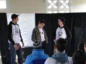 """Seminaristas apresentaram a peça """"Despertar"""" (Foto: Priscila Tonietto/Prefeitura)"""