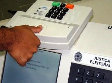 Eleitores são convidados a participar do teste do voto biométrico (Foto: Reprodução/internet)