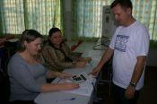 Teste do voto biométrico em eleição simulada ocorreu sábado